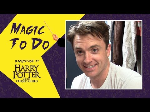 Episode 5: Magic To Do: HARRY POTTER AND THE CURSED CHILD With James Snyder