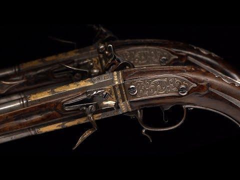 Flintlock Pistols: Fascinating Design Changes