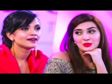 Miss Veet Pakistan | Lahore Auditions | Ayesha Khan & Amina Sheikh