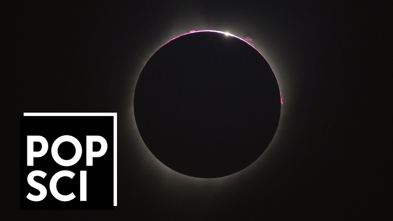 How To Safely Watch A Solar Eclipse
