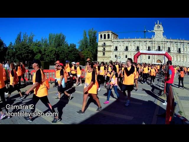 Salida camara 2 5a Carrera Solidaria  Corre por la Vida