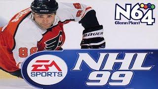 NHL 99 - Nintendo 64 Review - Ultra HDMI - HD