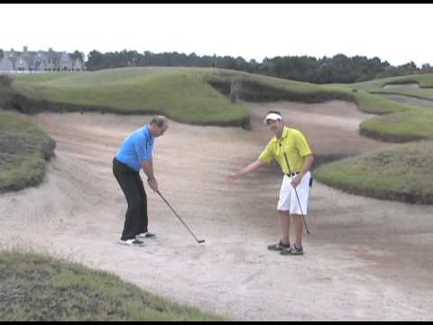 Hybrid in Fairway Bunker