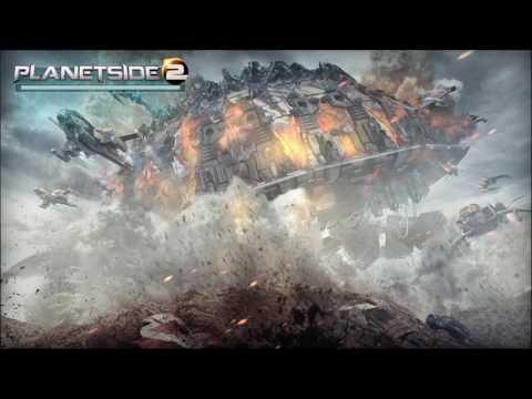 Planetside 2 PS4 Genudine, [Atnt] Obifour