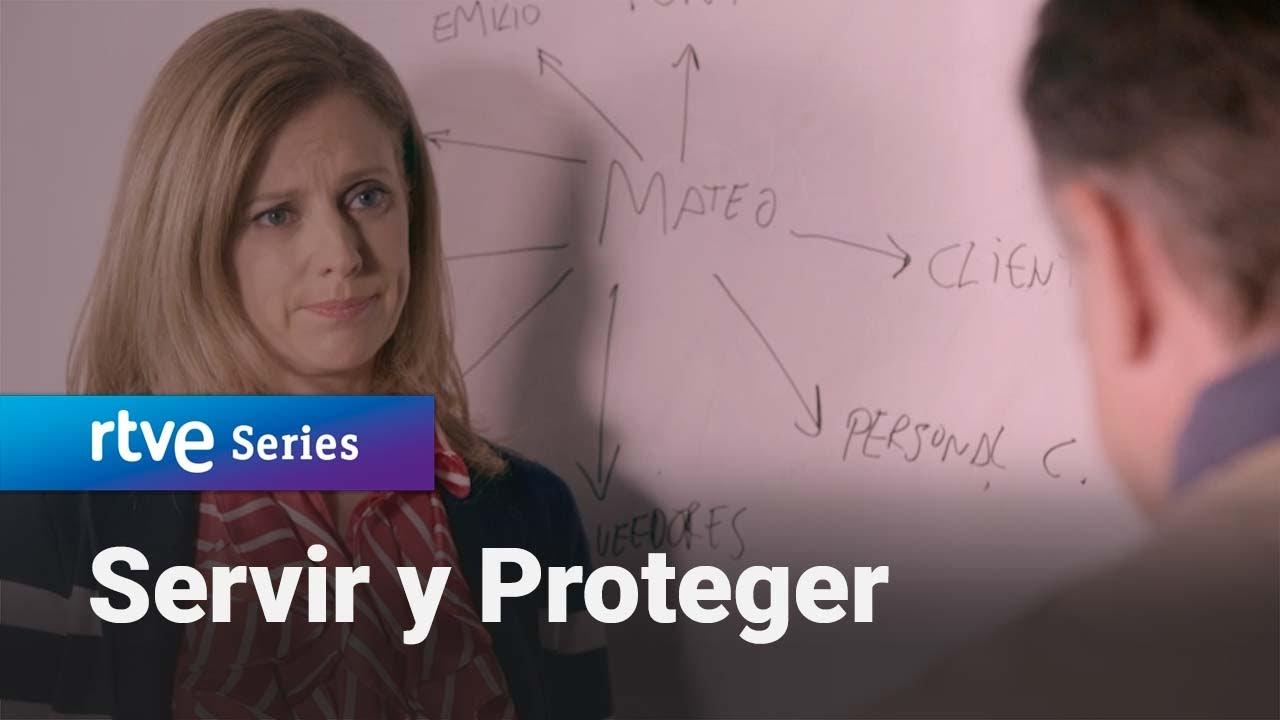 Download Servir y Proteger: Santiago se disculpa con Vero #Capítulo761   RTVE Series