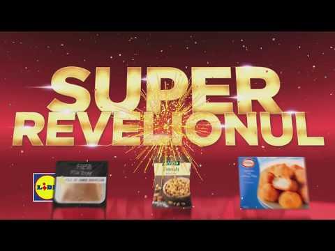 Super Revelionul la Lidl • 29 - 31 Decembrie 2018
