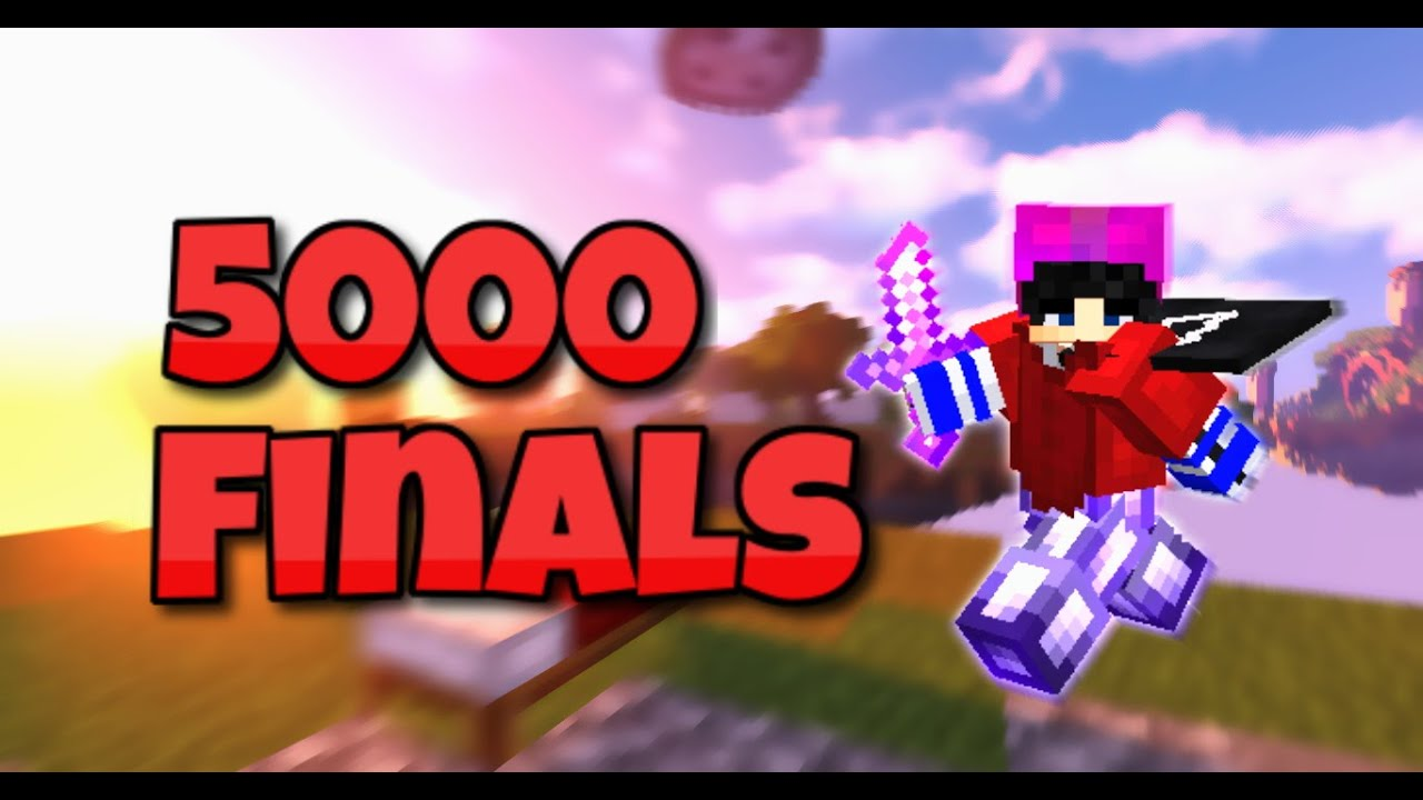 5000 Finals Montage | pika-network | Miracle | CursedXCraft