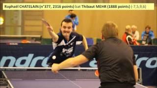 Saint Louis - Amiens Sport Tennis de Table