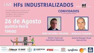 Live HF Brasil - HFs Industrializados no BR