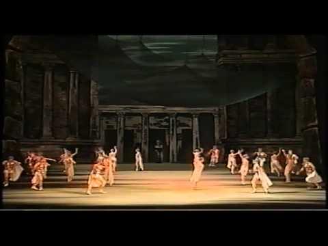 Spartacus - Bolshoi Ballet  Dance of the Gaditanae