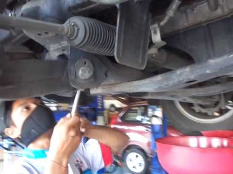 Tutorial Penggantian Oil Filter Innova Youtube