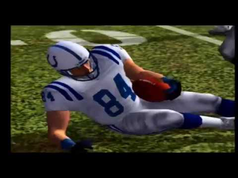 Madden NFL 2004 Colts vs Jaguars Part 3