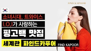 [파인드카푸어 Birth Story] 소녀시대, 트와이…