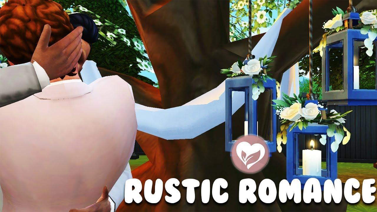 rustic romance stuff pack review  sims  cc finds doovi