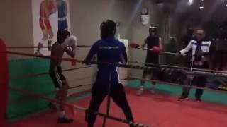 milli boksörümüz İbrahim Erbil 2.bölüm