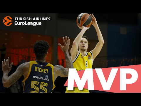 Turkish Airlines EuroLeague MVP of the Week: Marcus Eriksson, ALBA Berlin