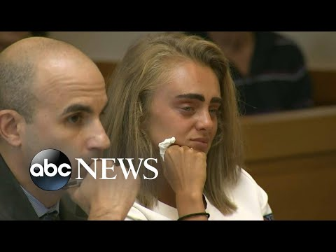 Thumbnail: Michelle Carter sentenced in texting suicide case