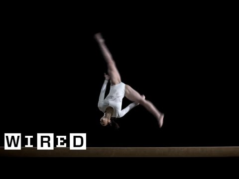 Aly Raisman Explains The Science of Olympic Gymnastics | WIRED