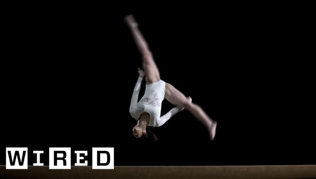 Aly Raisman Explains The Science of Olympic Gymnastics | WIRED ...