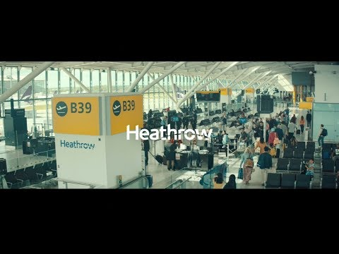 Heathrow Airport – Out Of Office