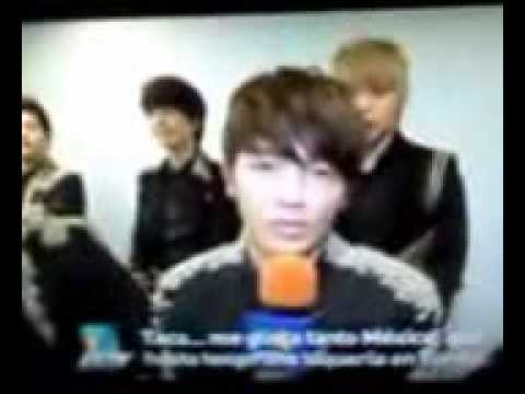 ENTREVISTA DE SUPER JUNIOR EN TV AZTECA Videos De Viajes
