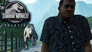 Jurassic World Evolution Gameplay German #31 - Die HASS Insel