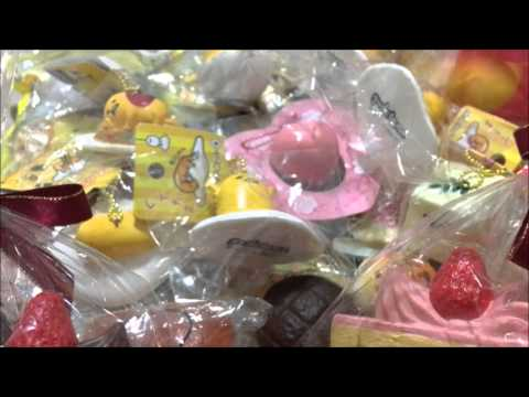 Squishy Collection 2015 - YouTube