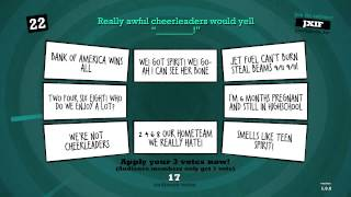Quiplash Stream (Or You Will Die Playing This Game)