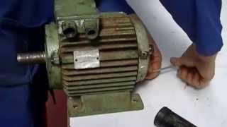 EP6 demontage d'un moteur asynchrone - utilisation de la clé dynamométrique