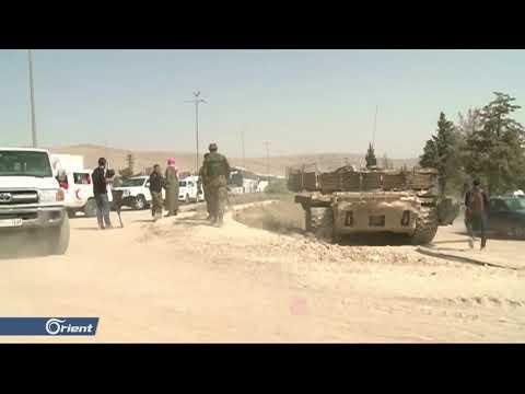 الجيش اللبناني يعتقل لاجئين سوريين من أحد مخيمات البقاع - سوريا  - 16:53-2019 / 3 / 24