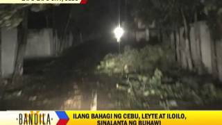 Visayas braces for cyclone
