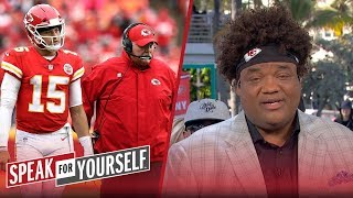 'I fear the Chiefs are primed for a fall' — Jason Whitlock | SPEAK FOR YOURSELF | LIVE FROM MIAMI