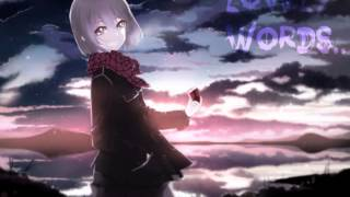 Nightcore - Lovely Words