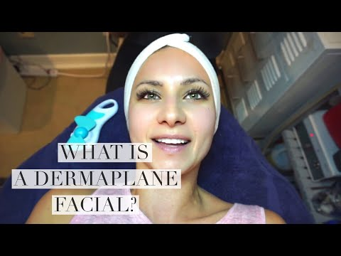 I Got a Dermaplane Facial! What is it and FAQS   Lisa J Makeup from YouTube · Duration:  15 minutes 25 seconds