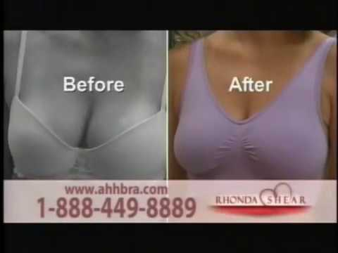 d5bd6ac1dc82b Ahh Bra Commercial - As Seen on TV - YouTube