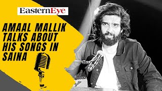 Amaal Mallik talks about his songs in Saina, how Saina Nehwal has reacted to the tracks, and more...