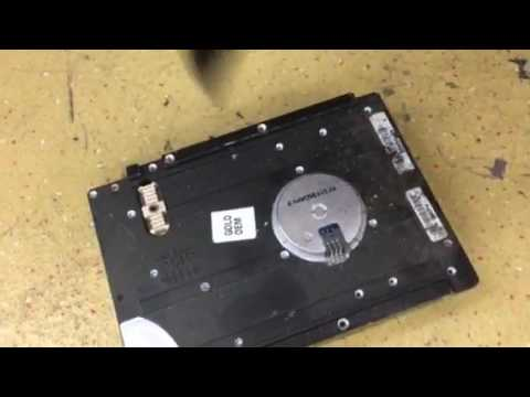how to destroy your hard drive