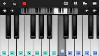 "Play ""Romeo and Juliet '"" of Betoven with Perfect Piano on Mobile"