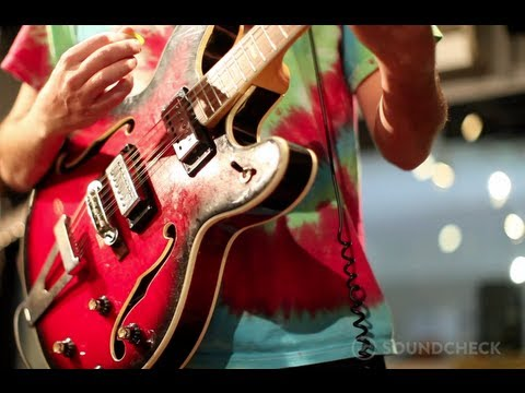 """Mikal Cronin: """"Weight,"""" Live On Soundcheck"""