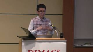 DIMACS Networking Workshop: Vladimir Braverman and Alan Liu - UnivMon: Software-defined Monitoring