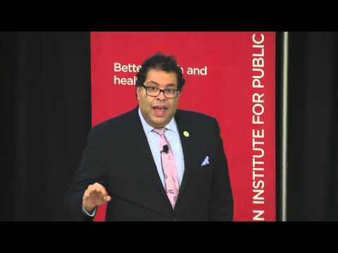 Mayor Naheed Nenshi - Imagineering a Compassionate Calgary: Change-Makers for a Healthier Future
