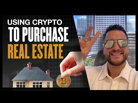 Using Cryptocurrency To Purchase Real Estate (The 2 Best Strategies)