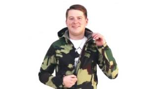 Ветровка - виндстоппер мужская 16371 от MTFORCE