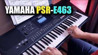 TERNYATA BEDA !! Begini Cara memutar Midi dari Flashdisk (Yamaha PSR E463, EW300, EW400)