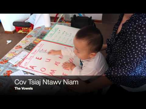 Tanin says the Hmong Alphabet