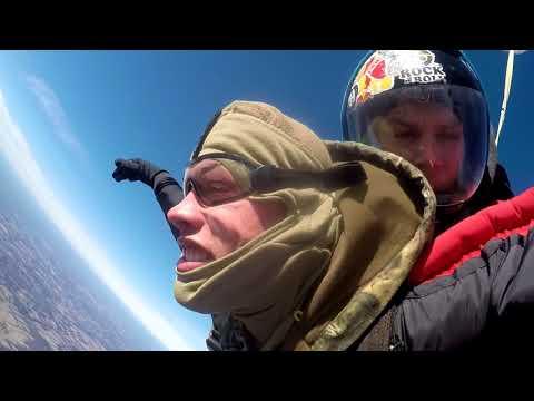 Skydive Tennessee Evan Sweat