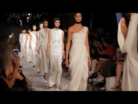 Carla Zampatti | Spring Summer | Behind The Scenes | 2013