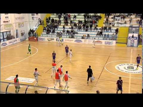 Calcio A 5 - Serie A 2014/15 - 20a Giornata - Acqua&Sapone Vs Rieti