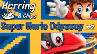 Super Mario Odyssey #2 - Meat Puppet - A Herring & Chips Let