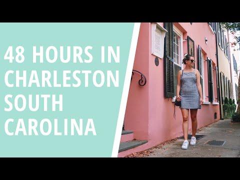 48 HOURS IN CHARLESTON, SOUTH CAROLINA | Keep Calm and Chiffon